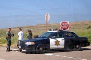 It's the law – Respect de la loi aux USA
