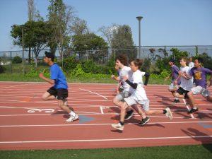 La pratique du sport aux USA : si je veux !