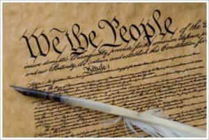 La Constitution des Etats Unis d'Amérique