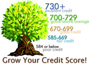 Le Credit Score pour les nuls !