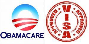 Assurance santé aux Etats Unis, Obamacare et Visa E2.