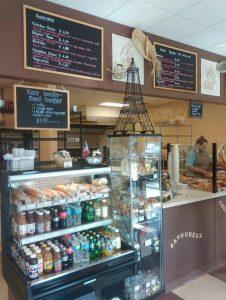 Boulangerie Caroline du sud