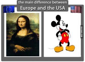 Différences Europe USA pour les franchises